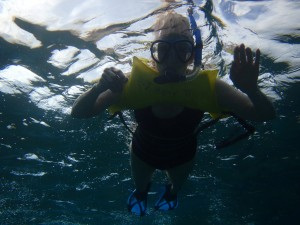 I hadn't snorkled for 30 years!!! It was so much fun!