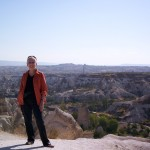 On top of the World in Cappadocia, Turkey