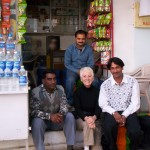 Udaipur, India - with Pappu, Lars, & Yogi