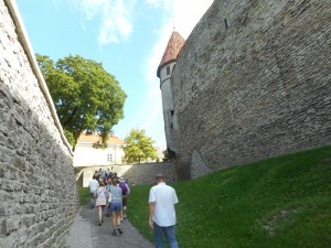 And I learned so much about Medieval Days on our free walking tour.